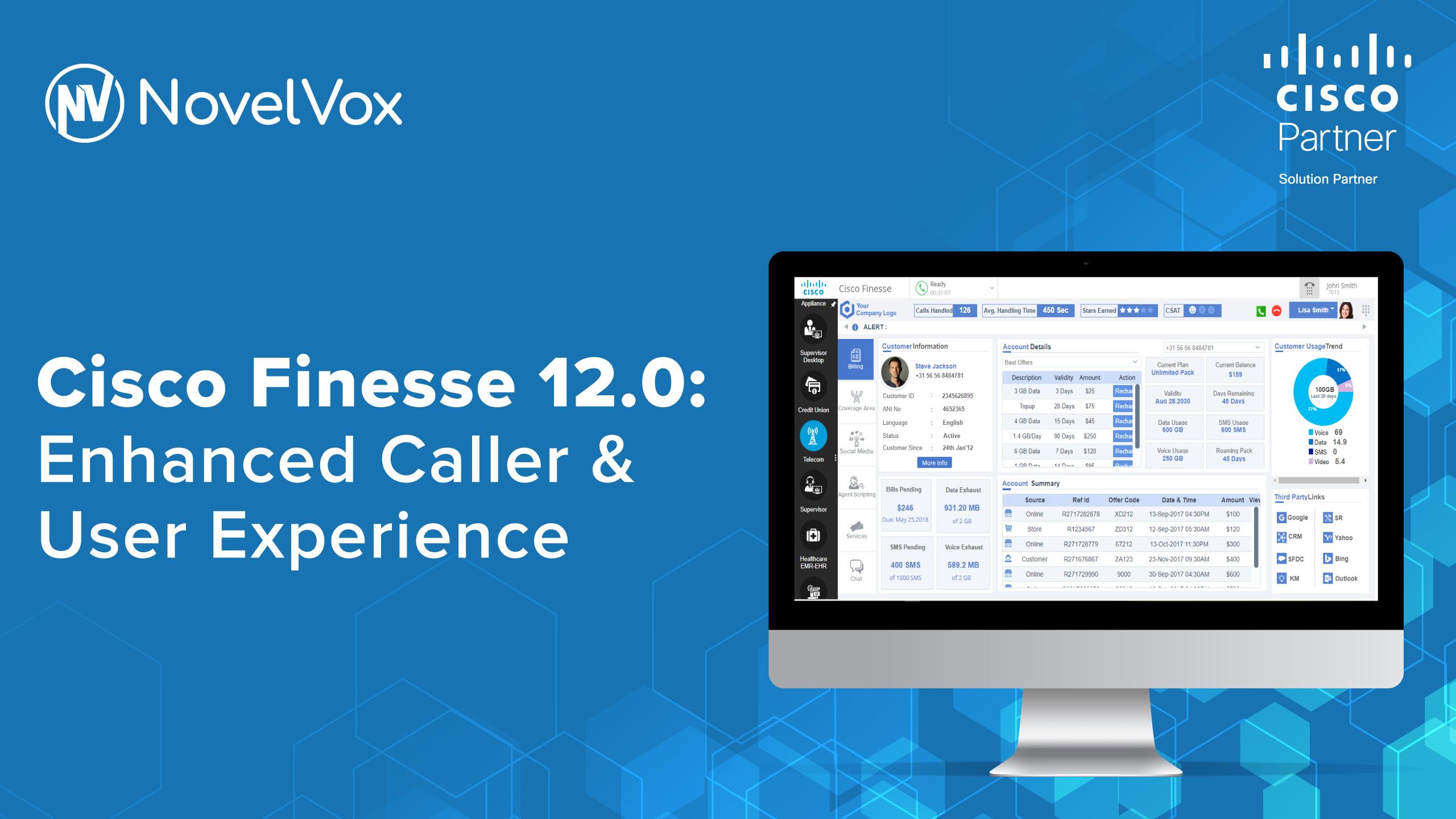 Cisco Finesse 12.0 Agent Desktop
